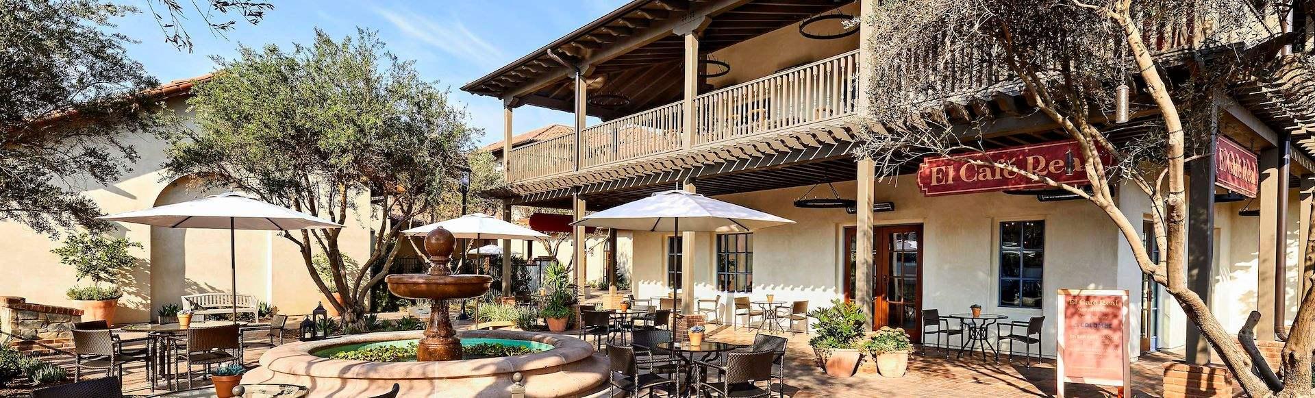Cafe Real at San Juan Capistrano, California Hotel